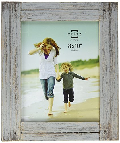 Prinz Homestead Distressed Wood Frame, 8 by