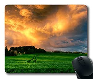 Stunning Landscape Mouse Pad Desktop Laptop Mousepads Comfortable Office Mouse Pad Mat Cute Gaming Mouse Pad