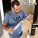 Hydrometer & Testing Jar Kit by MiTBA Test the