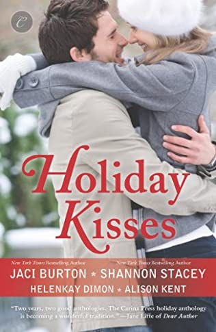 book cover of Holiday Kisses