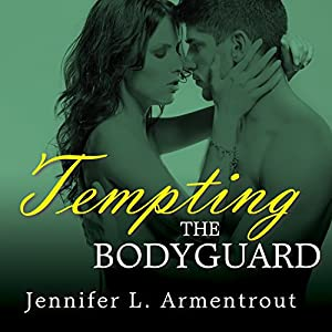 Tempting the Bodyguard Audiobook