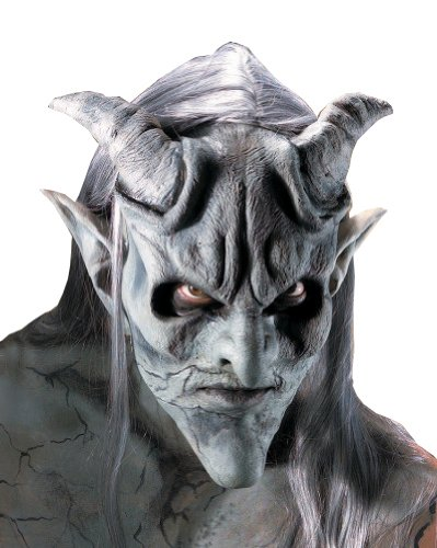 Rubie's Reel F/X Gargoyle Kit, Grey, One (Monster Adult Halloween Mask)