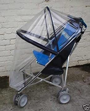 Pushchair Raincover Storm Cover Compatible with Dobuggy