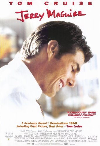- Jerry Maguire POSTER Movie (11 x 17 Inches - 28cm x 44cm) (1996) (Style B)