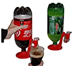 Fizz Saver Refrigerator 2-Liter Soft Drink Dispenser