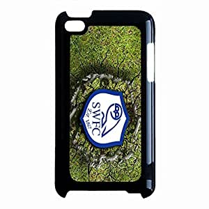 Cover Shell Creative Lawn Design Sheffield Wednesday Football Club Phone Case Cover for Ipod Touch 4th Generation FC SWFC Perfect Design