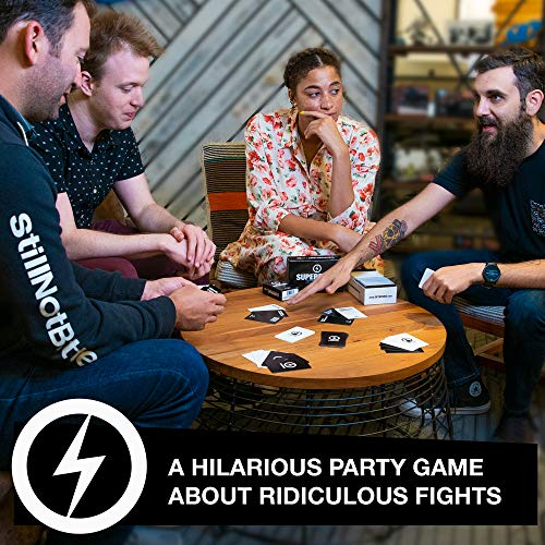 Superfight Card Game from Skybound: The Anime Deck