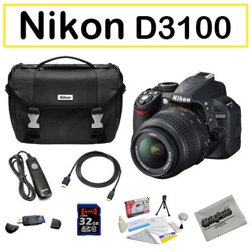 nikon d3100 package - 4