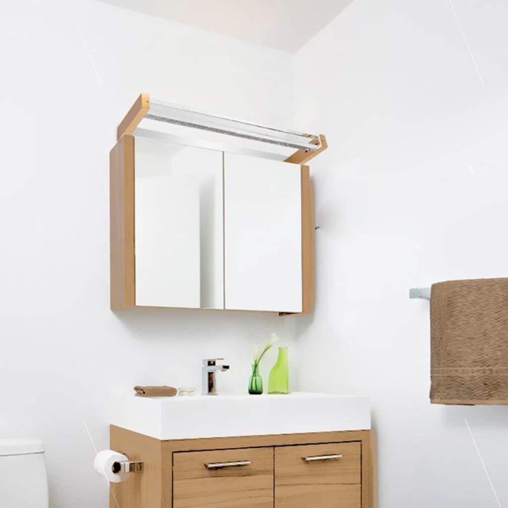 JZX Badezimmerspiegel Makeup Light, Spiegelleuchte, Moderne Kristallspiegelleuchte