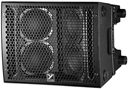 Yorkville 1200W 4X6in+2X1in Powered Line Array by Yorkville