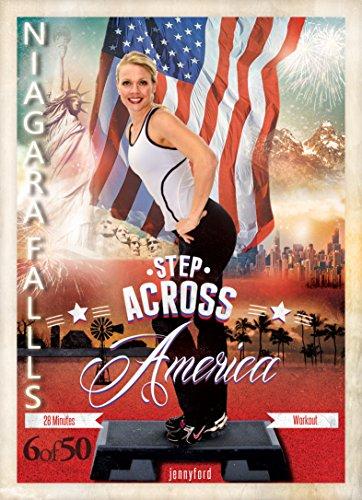 Niagara Falls Step Across America (6 of 50) Jenny - Niagara Falls Ford