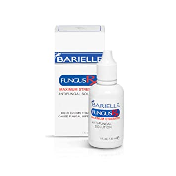 Barielle ANTI FUNGAL NAIL LOTION Fungus Rx 1 oz. - 1% Tolnaftate Solution,