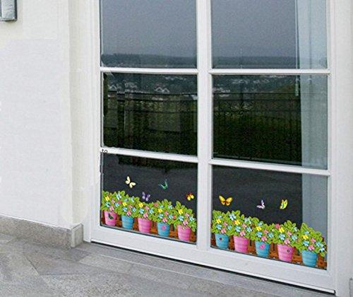Window Decals For Glass Doors Amazon Com