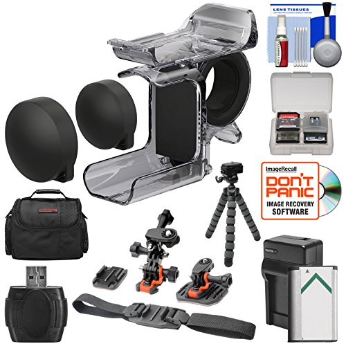 Sony AKA-FGP1 Finger Grip for HDR-AS50, HDR-AS300 & FDR-X300