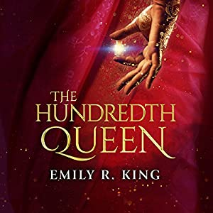 The Hundredth Queen Hörbuch