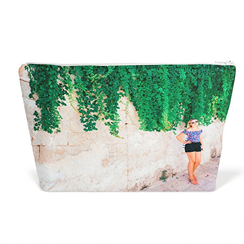 Westlake Art - Road Woman - Pen Pencil Marker Accessory Case - Picture Photography Office School Pouch Holder Storage Organizer - 125x85 inch (77FB9)