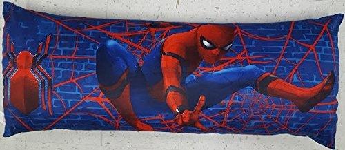 Spiderman XXL Body Pillow 20''W x 40''L