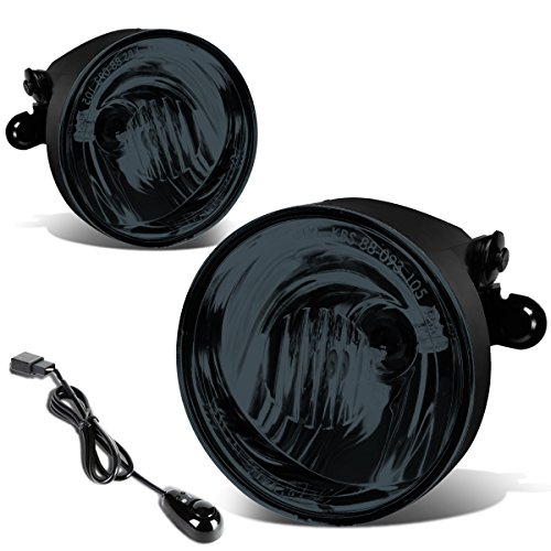 (DNA MOTORING FL-T042-SM Fog Light [for 00-06 Chevy Tahoe/Suburban])