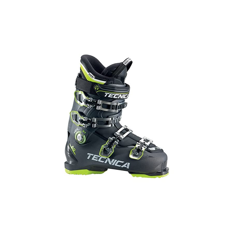 Tecnica Ten.2 80 RT Ski Boots 27.5/Anthracite