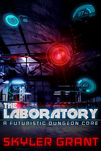 amazon com the laboratory a futuristic dungeon core ebook skyler