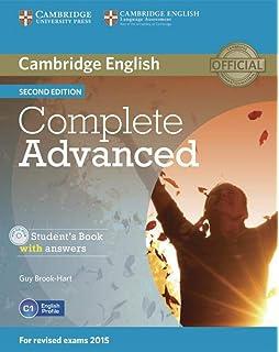 Complete Advanced Class Audio CDs (2) Second Edition: Amazon.es ...