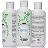 BEST Hypoallergenic Dog Shampoo. PURE Al Natural Dog Shampoo is proven safe and effective. PURE Dog Allergy Shampoo is Guaranteed and is the trusted dog shampoo hypoallergenic conditions require