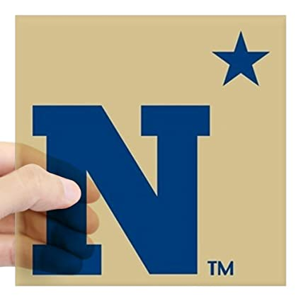 or 5x5 Small Large 3x3 Square Bumper Sticker Car Decal Navy Sticker CafePress