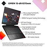 Omen by HP 15 FHD Gaming Laptop, Intel Core