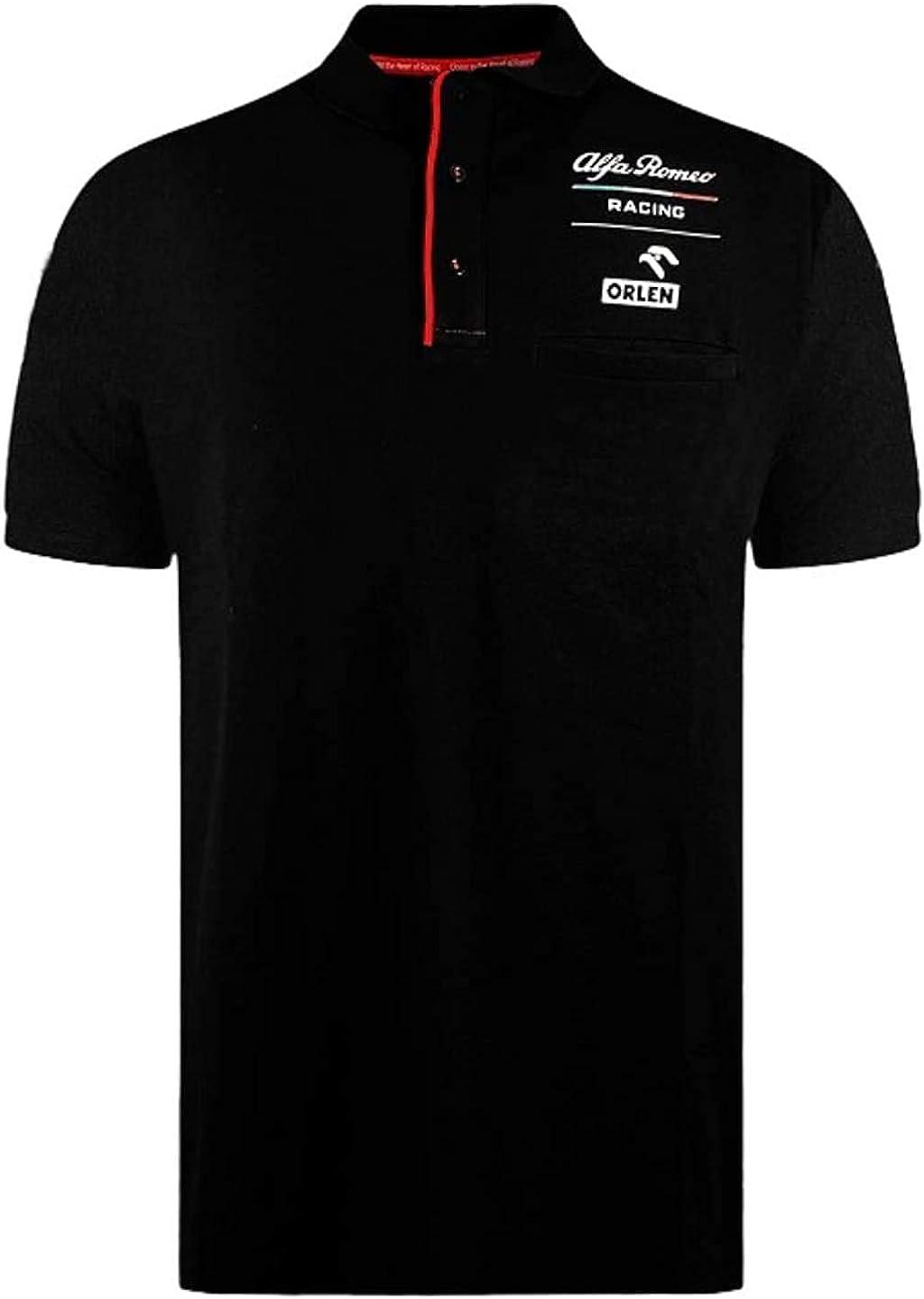 Alfa Romeo Racing F1 2020 Mens Team Polo Shirt