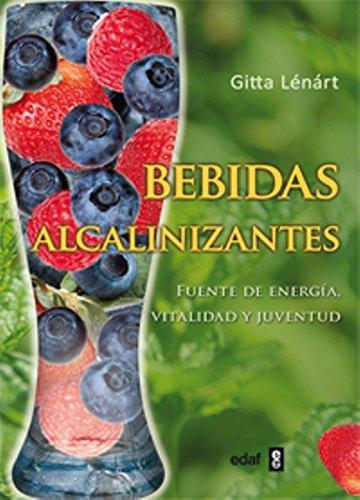 Bebidas alcalinizantes. Batidos verdes, zumos y alimentos para estar sanos (Plus Vitae) Tapa blanda – 29 abr 2013 Gitta Lénart Jenny Ildiko Komlos Edaf 8441432937