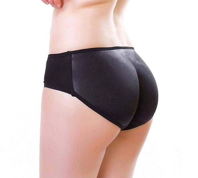 c40b14cc2e1c Hot Shaper Boyshort Push Up Control Panties Women Big Ass Underwear Fake  Butt Pad Waist Trainer