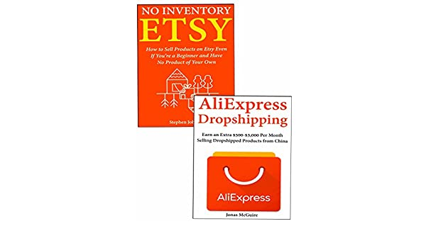 Amazon.com: Etsy AliExpress Drop Shipping: How to Earn a Living Through Etsy or AliExpress Drop Shipping eBook: Steph Johnson: Kindle Store