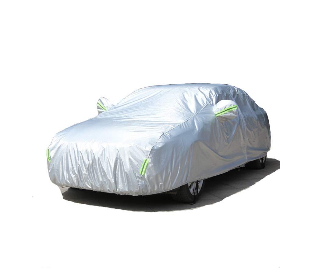 Cubierta de coche Adecuado para Volkswagen Beetle Ropa especial para autom/óvil Cubierta de coche Cubierta de coche Protector solar Aislante contra la lluvia Engrosamiento Sombrero de tela Sombrilla