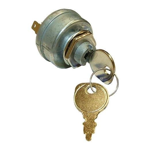 BMS - Interruptor de Encendido y Llaves para cortacésped ...