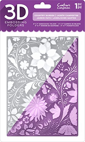 CRAFTER'S COMPANION EF5-3D-Gcard Scrapbooking Die Cut Machines by Crafter's Companion