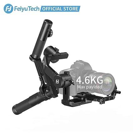 FeiyuTech AK4500 - Estabilizador de cardán para cámaras réflex ...