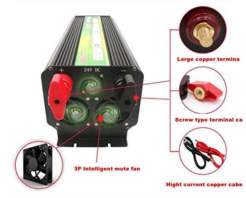5000Watt-10000WPeak-12V-DC-to-220V-AC-50Hz-Battery-High-Power-Inverter-for-RVs-Cars-Boats