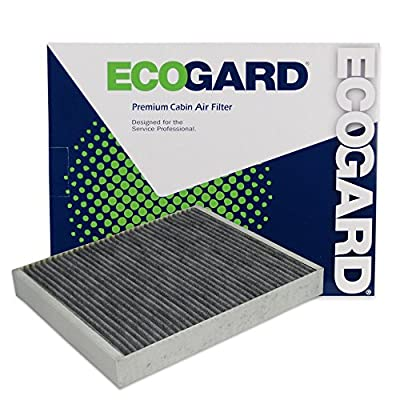 Ecogard XC10022C Premium Cabin Air Filter with Activated Carbon Odor Eliminator Fits Buick Envision 2016-2020, Enclave 2020-2020, Regal Sportback 2020-2020, Lacrosse Hybrid 2020: Automotive
