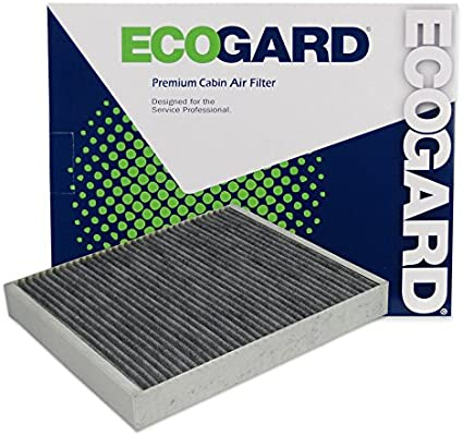 ECOGARD XC15850 Premium Cabin Air Filter Fits Nissan Titan NV2500 Infiniti QX56 Nissan NV3500 Armada