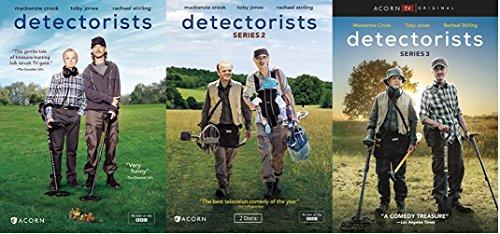 Detectorists Series 1-3