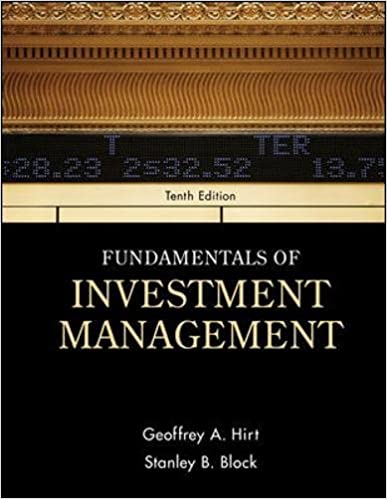 Amazon. Com: fundamentals of investment management, 10th edition.
