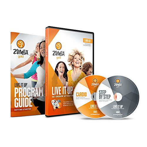 Zumba Gold - 2 Workout DVDs