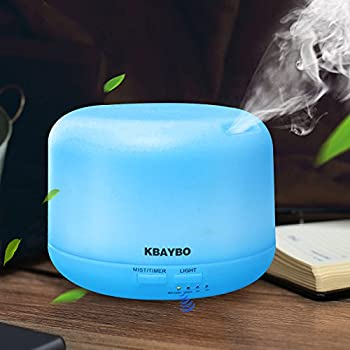 Amazon Com Kbaybo 300ml Cool Mist Humidifier Ultrasonic