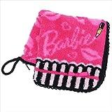 Best Barbie Towel Sets - Barbie with Barbie doll zipper towel/lip Heart Review