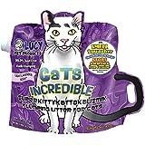 Cats Incredible Lavender SuperKittyKattakalizmik Klumping Litter, 14 lb