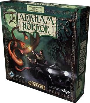 Arkham Horror en Español: Amazon.es: Juguetes y juegos