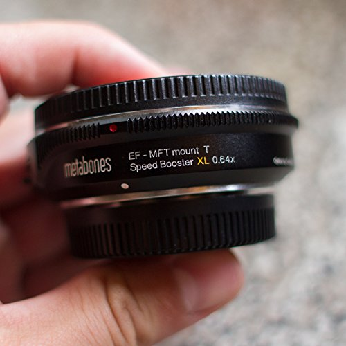 Metabones Speed Booster XL 0.6