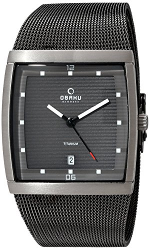 Obaku Men's V102GDTJMJ Analog Display Analog Quartz for sale  Delivered anywhere in Canada