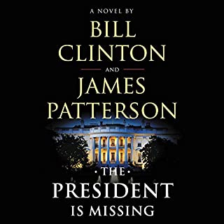Book Cover: The President Is Missing