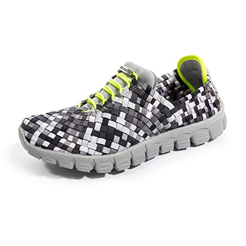 fast delivery sale online ZEE ALEXIS Women's Danielle Sneaker Black Grey Multi free shipping with mastercard best wholesale for sale discount with mastercard sale pay with paypal G9sir5d